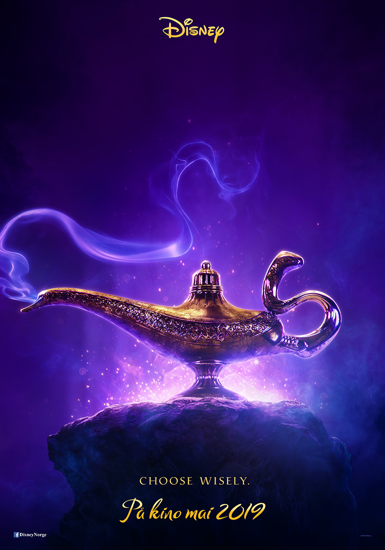 Aladdin (2D, Norsk tale)