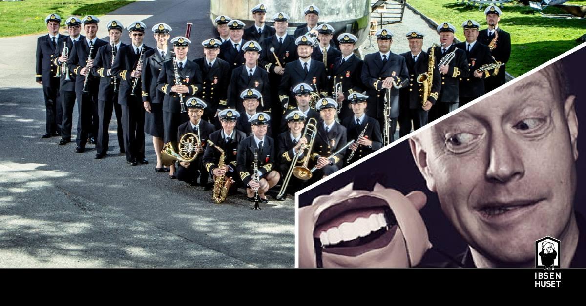 Kongelige Norske Marines Musikkorps og Skiens Skolemusikk
