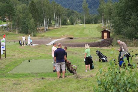 © Rjukan Golf