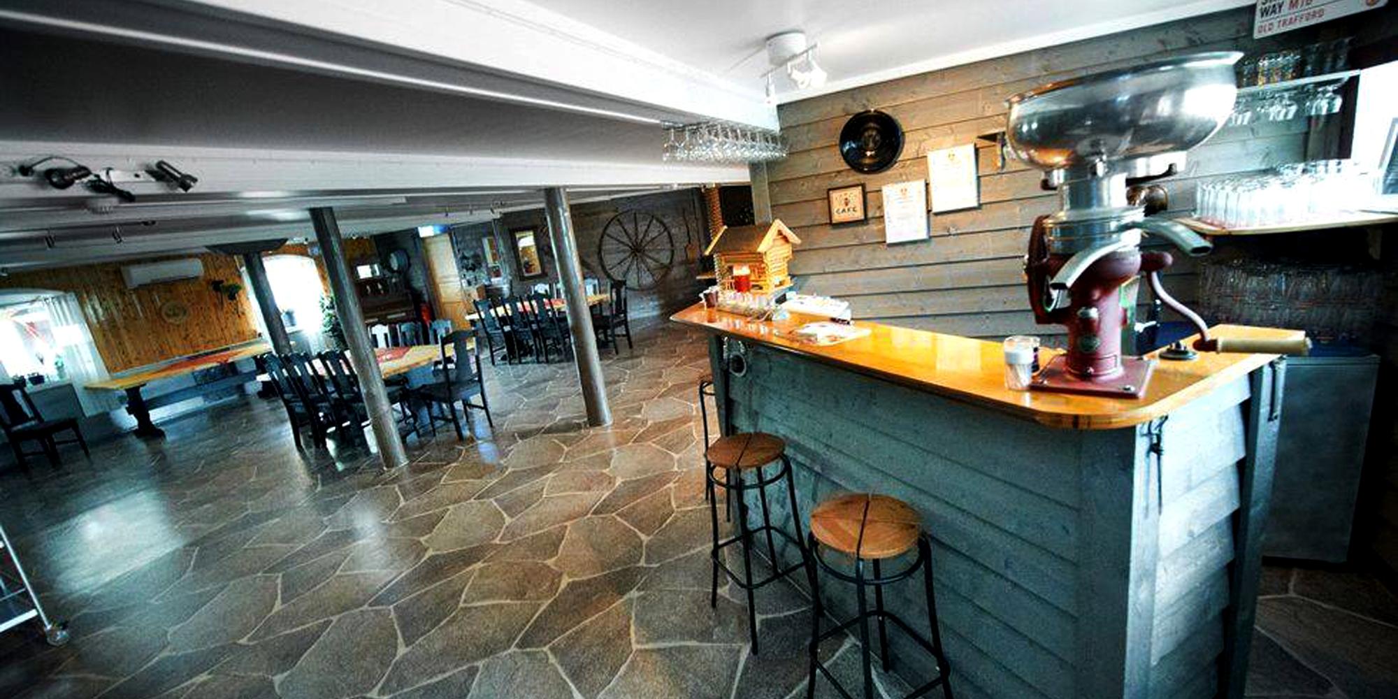 Stene Spa og Kulturgård - restauranten. Copyright: Stene Spa og Kulturgård