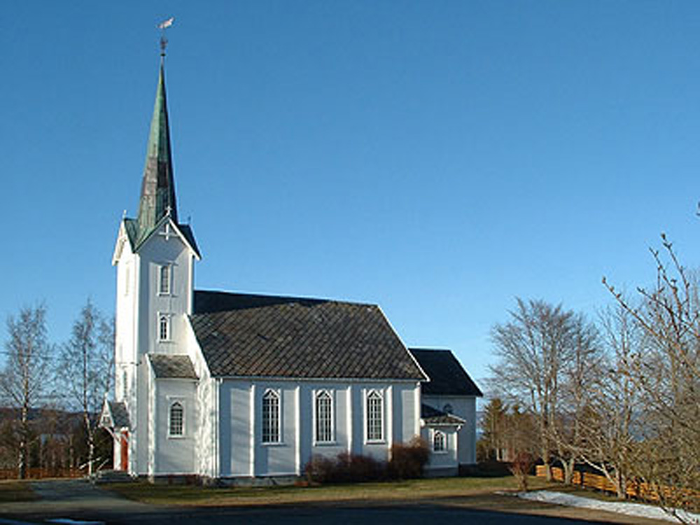 Ytterøy kirke.