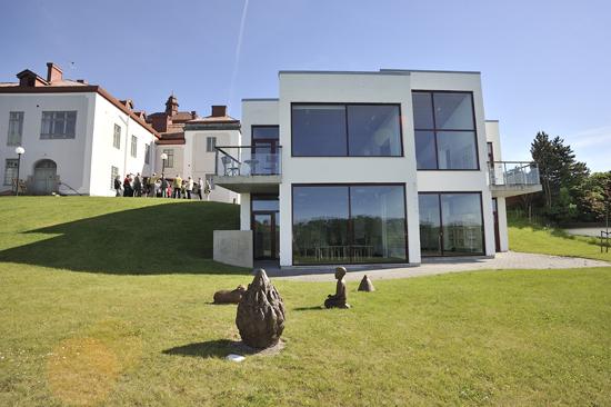 Teckningsmuseet i Laholm - Nordens enda för teckningskonst
