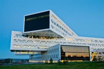 statoil regional and international office building