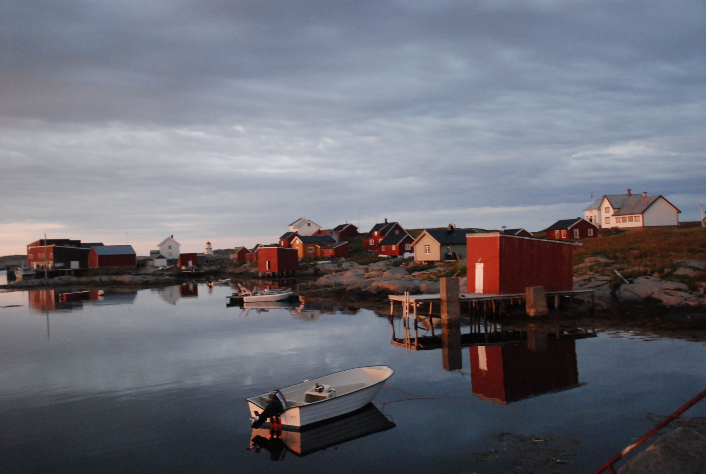 Husøya Halten. Copyright: Solfrid Sundli Naas