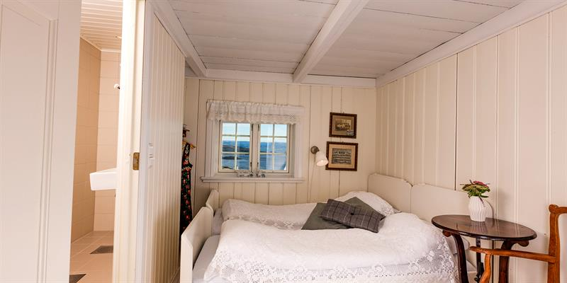 Husfrua country farm hotel, Inderøy - one of the rooms. Copyright: Husfrua Gårdshotell