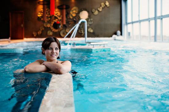 På Asia Spa i Varberg kan du bland annat uppleva en unik Vitality Pool