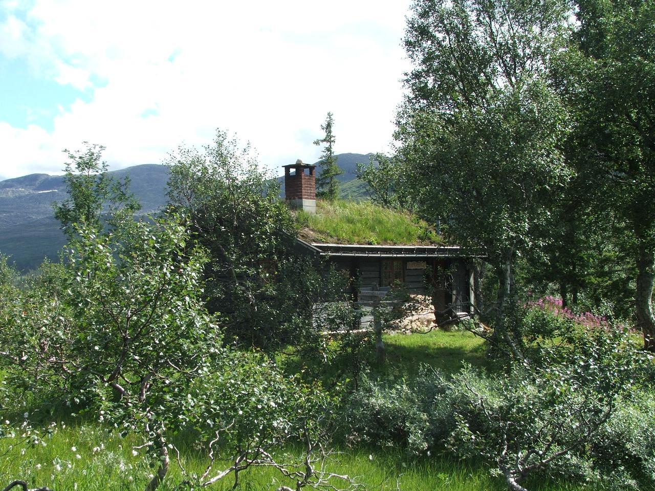 skjækerosstua. Copyright: Steinkjer Kommuneskoger