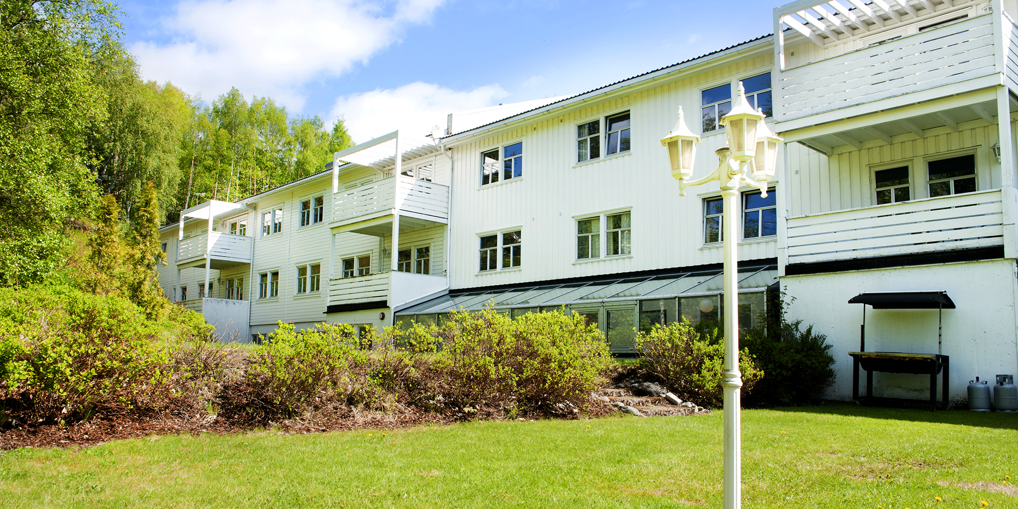 Best Western Tingvold Park Hotell - hotell med hage. Copyright: Best Western Tingvold Park Hotell