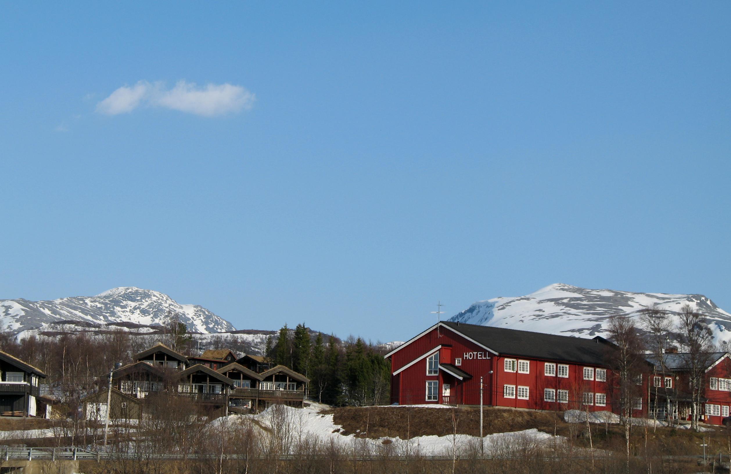 Væktarstua Hotell