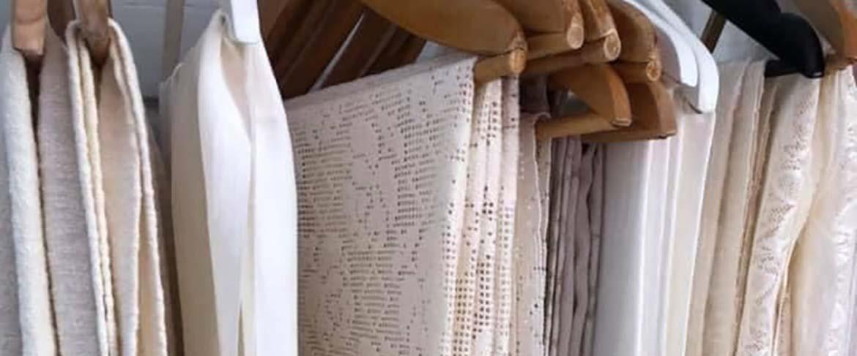 Textilier och virkat