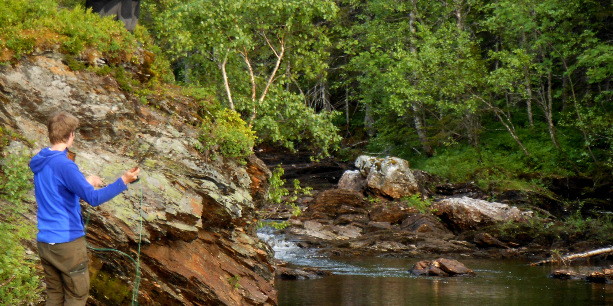 Gratis fiske i over 50 vann: Steinkjer Kommuneskoger - Ogndalsbruket KF