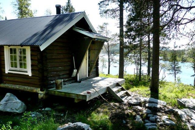 Villmarkshytter  - Namsskogan Fjellstyre