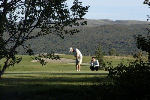 Røros Golfpark