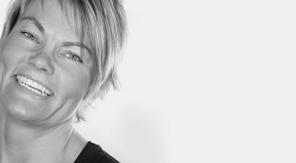 Porträtt Betty-Anne, Pressbild
