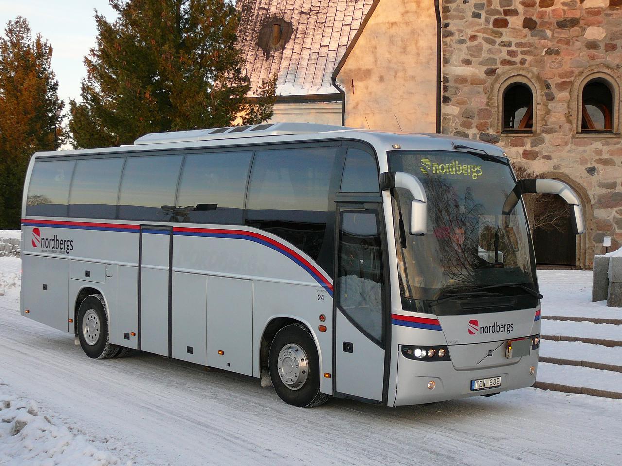 exteriör buss