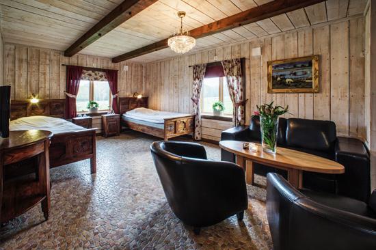 Ästad Vingård utanför Varberg erbjuder boende i lantlig miljö med lyxiga förtecken.