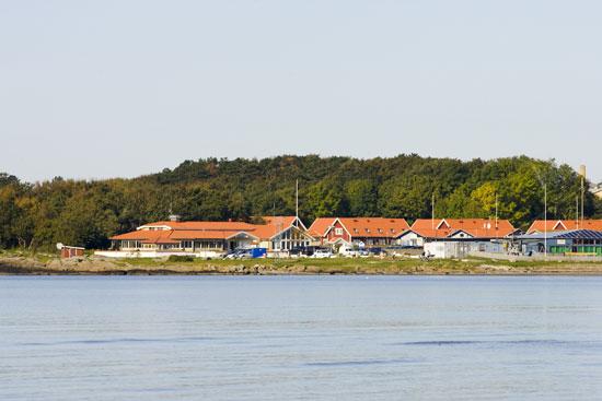 Apelviken Konferens i Varberg inbjuder till kreativa möten precis vid havet.