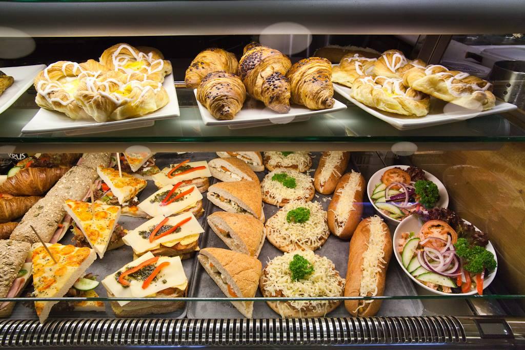 Hamstad Bakericafe Namsos Storsenter