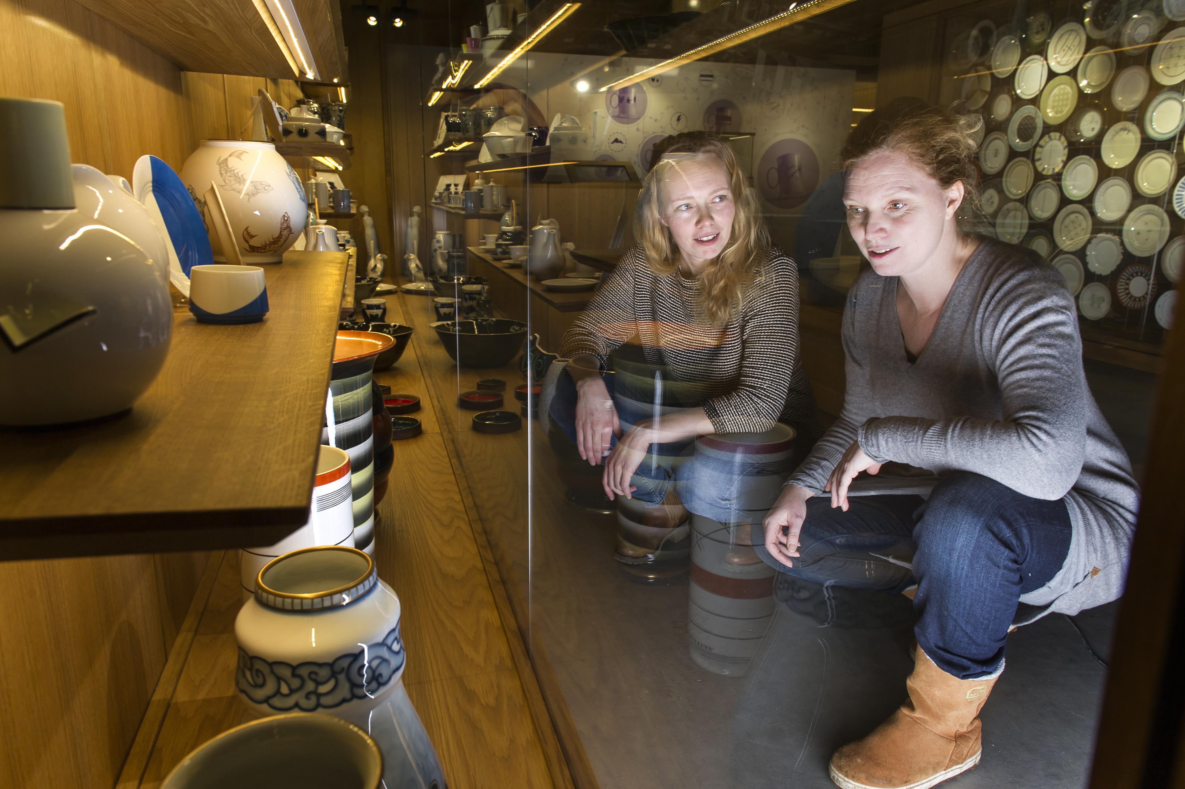 Porselensmuseet i Porsgrunn, © Dag Jenssen