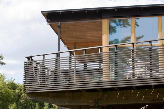 Tylebäck Hotell & Konferens utanför Halmstad har prisats för sin arkitektur.
