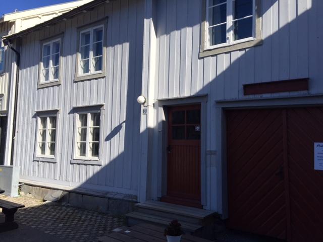 Bergmannsgata 3 - Privat hus