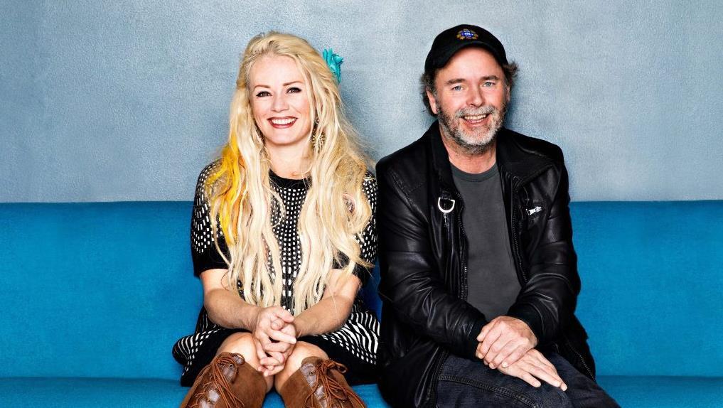 Unni Wilhelmsen og Henning Kvitnes
