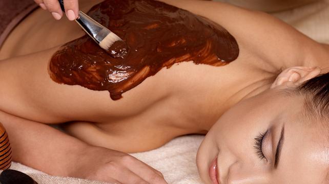Choklad behandling