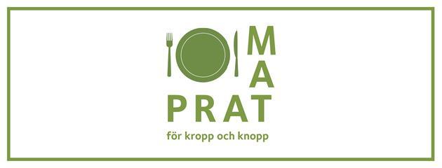Mat och prat logotyp