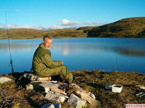 Lonin_Nyvatnet. Copyright: Lonin Gård og Camping