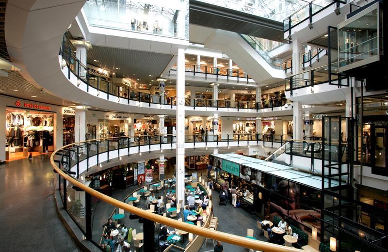 Enormt Oslo City Shopping Centre QD-26
