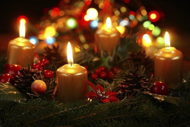 Ljus i juletid