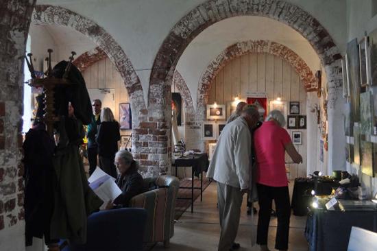 Välkommen till nya Konst och Hantverk på Heagård utanför Halmstad
