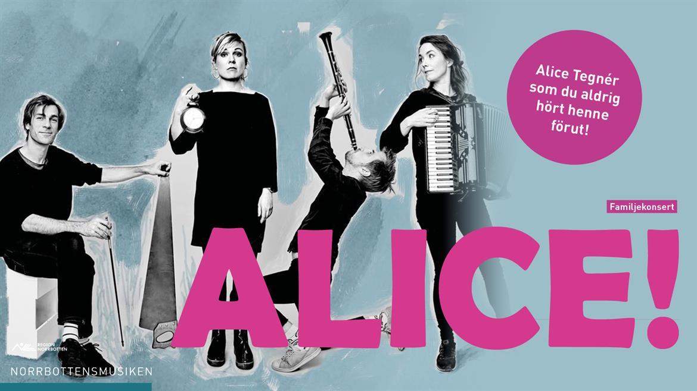 Alice Tegnér affisch