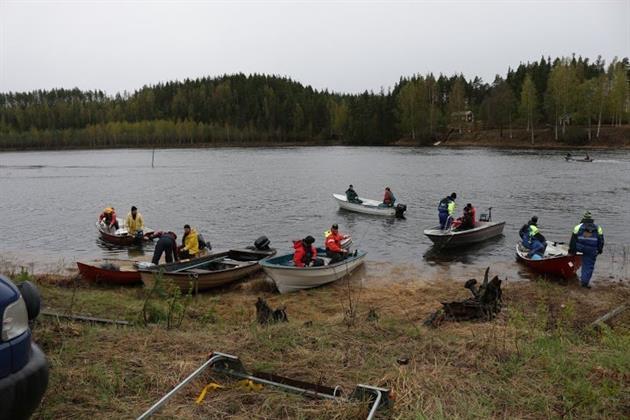 Fishing festival, Sikfors FVO