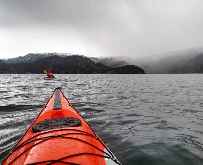 kajakkutleie og padlekurs  i Flatanger