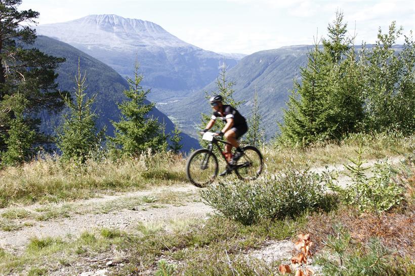 TelemarkHelten byr på rå natur, © TelemarkHelten