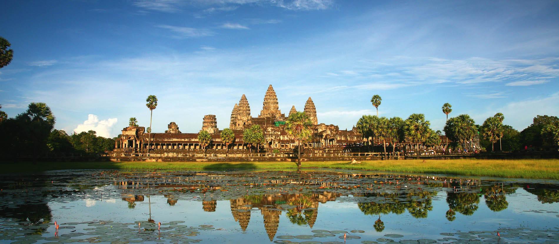 Opplev fantastiske Vietnam og Kambodsja med Angkor Wat