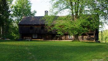 Stenbergkvæll: Byggeskikk og restaurering