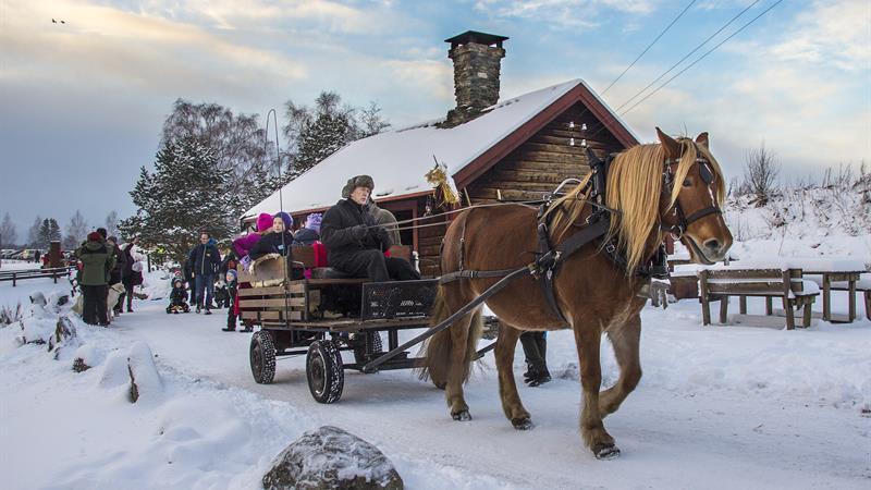 Jul igjen på Stiklestad