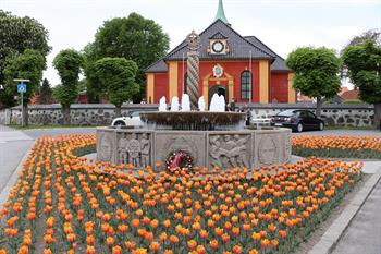 Attractions see and do larvik visitvestfold fredriksvern church fandeluxe Image collections