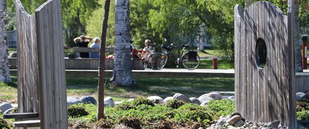 Fruktparken, Stina Eriksson