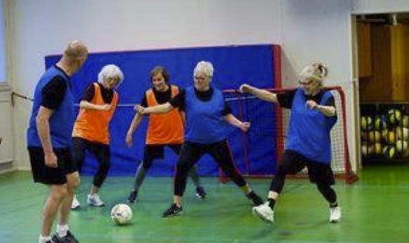 Gå-fotboll