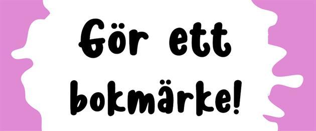 Make a bookmark