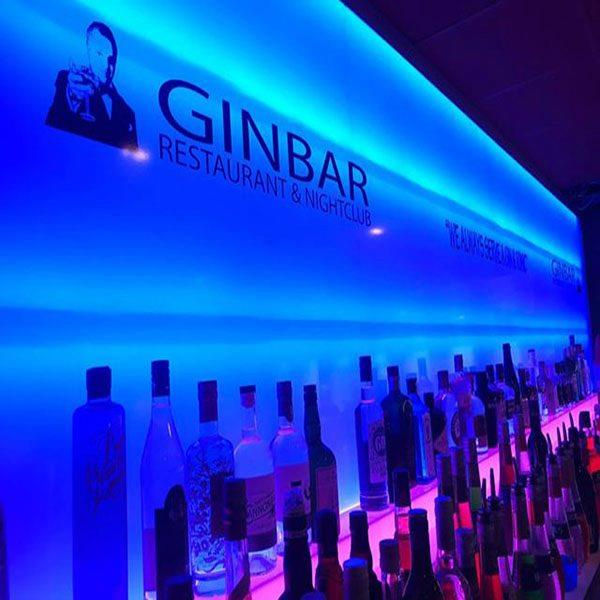 Gin Bar nightclub