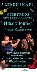Lidenskap! Helge Jordal og Gjertruds Sigøynerorkester