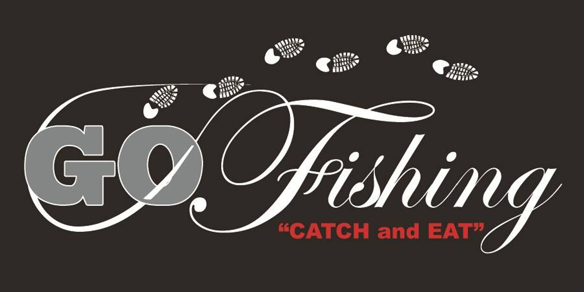 Go fishing logo. Copyright: Go Fishing AS
