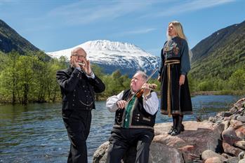 The sound of Telemark - Unikt musikalsk møte i Verdensarven