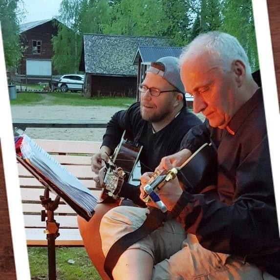 Gunnar och Johan
