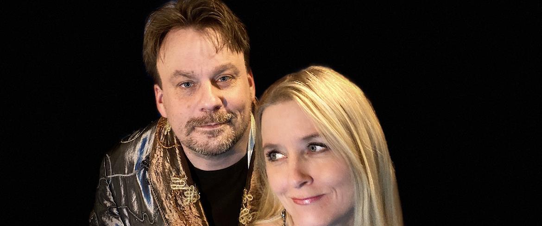 Carina Henriksson och Roger Norén