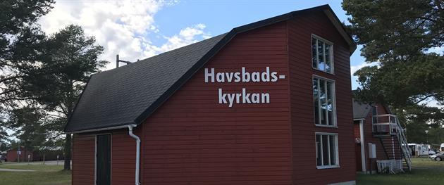Havsbadskyrkan, Piteå Turistcenter